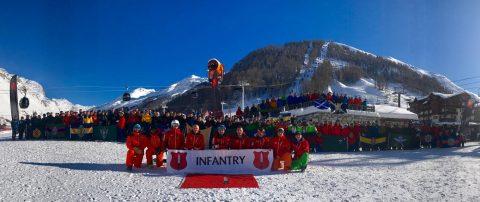 Infantry Ski Team 2018/19