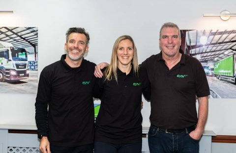 CSH Transport chats to World Champion Squash Player Laura Massaro