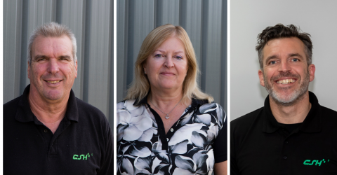 Meet the CSH Transport Team