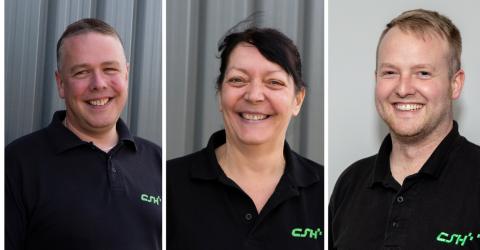 Meet the team behind CSH Transport